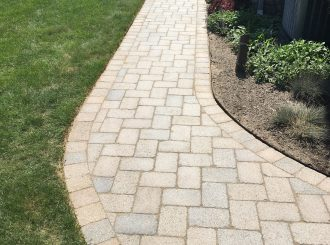 Newly Restored Hard Surface Cleaning & Restoration - Exterior Paver Cleaning